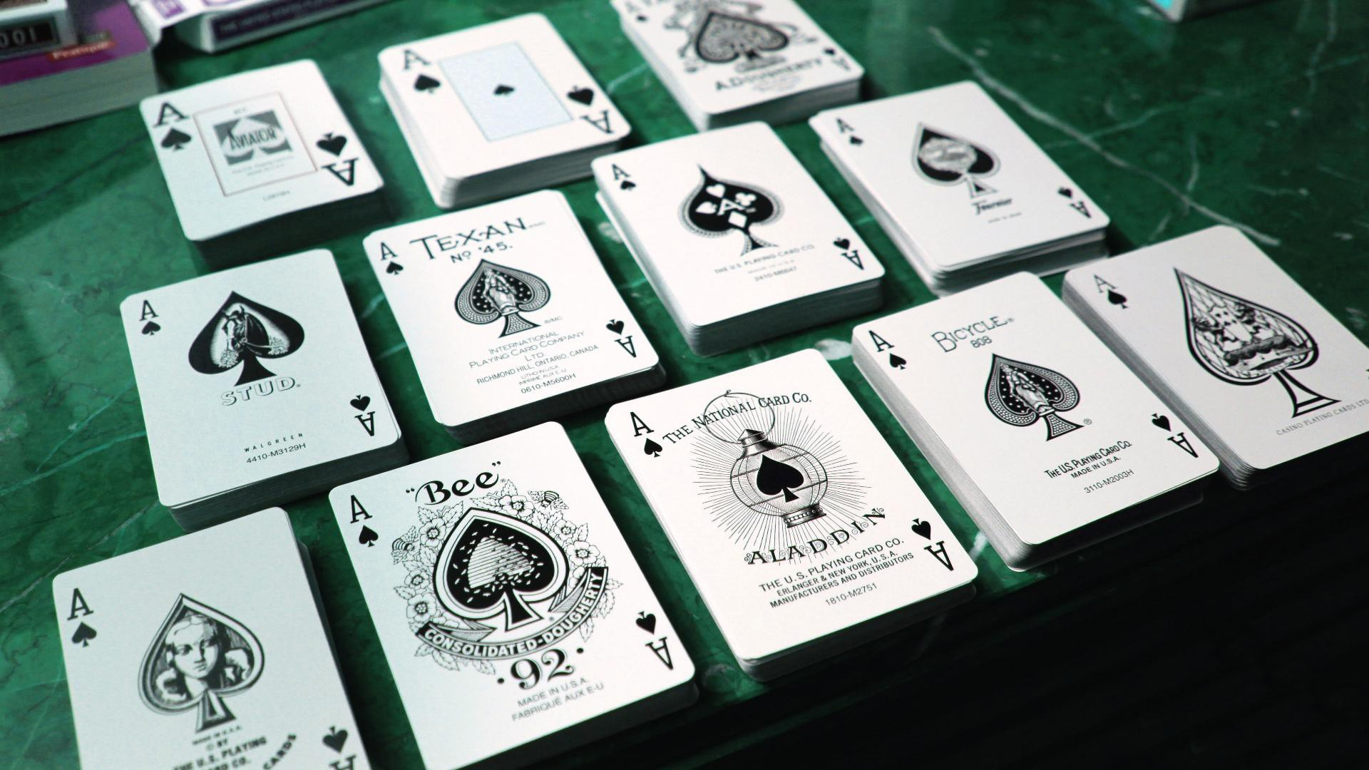 The Contraband deck tells a subtle story in card design / Boing Boing
