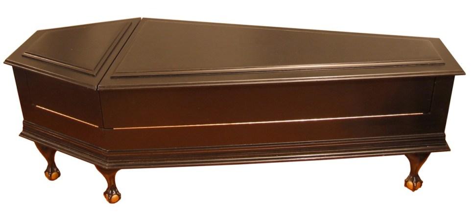 Folding Coffin Sofa Boing Boing