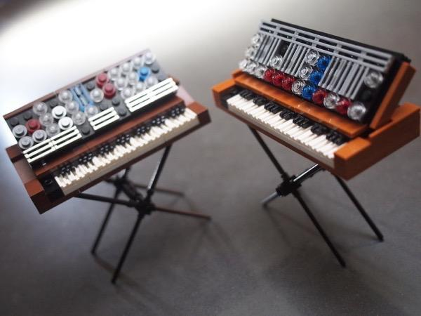 how to make a synthesizer shaky