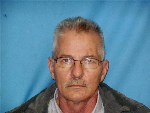 David Houser's mugshot, via Lonoke County Sheriff's Office, AR.