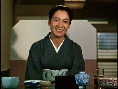 Setsuko Hara Color Image
