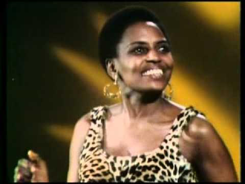 Miriam Makeba Sings Quot Pata Pata Quot Boing Boing