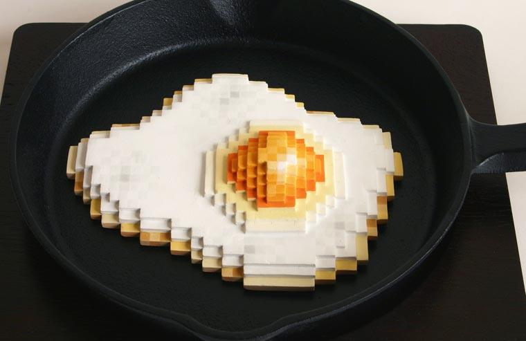 Low Pixel A Ceramic Art Series By Toshiya Masuda