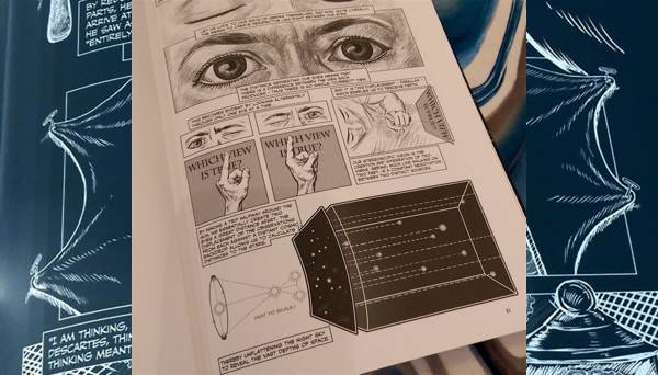 Unflattening – A graphic dissertation that argues for the power of images over text as a way to teach