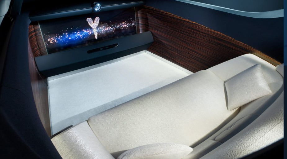 rolls royce 39 s futuristic self driving luxury car boing boing. Black Bedroom Furniture Sets. Home Design Ideas