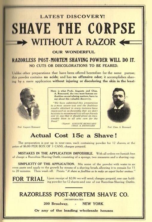 shavecorpse