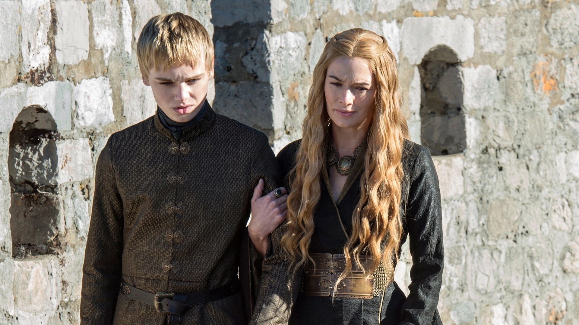 Cersei and Tommen