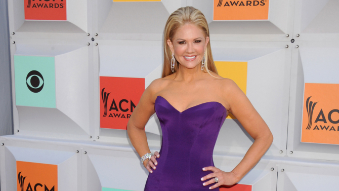 ET host Nancy O'Dell (Shutterstock)