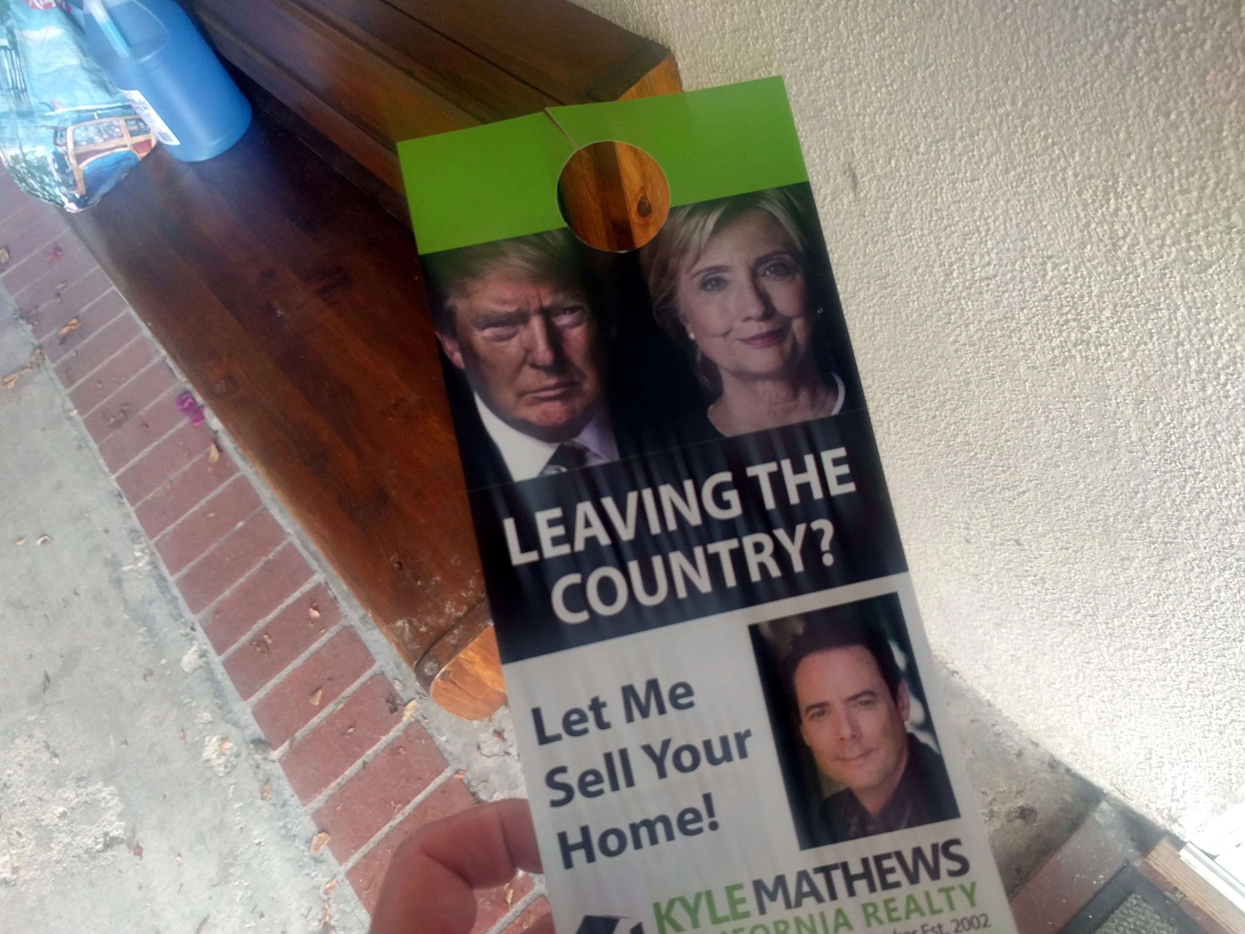 realtor-election-door-hanger