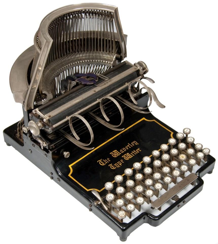 waverley-typewriter