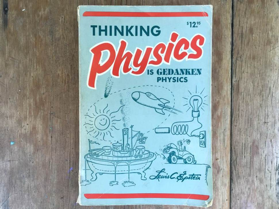 Boing boings 2016 gift guide books boing boing its one of my favorite books of brain teasers they are designed to help you gain a qualitative intuitive sense of physics fandeluxe Choice Image