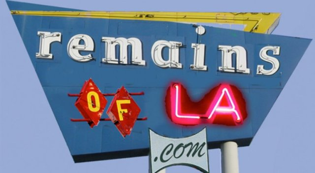 Eating at all of LA's grand old restaurants and dives, one at a time