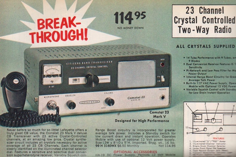 Vintage Cb Radio Trolling From 1969    Boing Boing