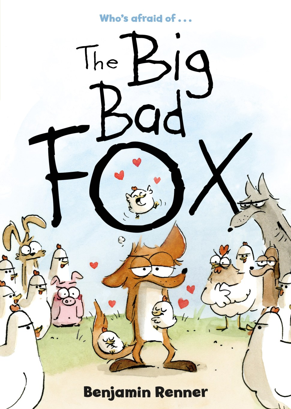 The Big Bad Fox: hilarious tale of predators, parenting, and
