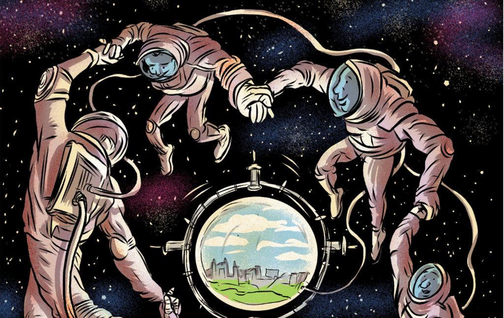 In defense of left-wing space utopias