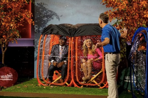 Shark Tank Tonight Ingenious Pop Up Shelter Invented By