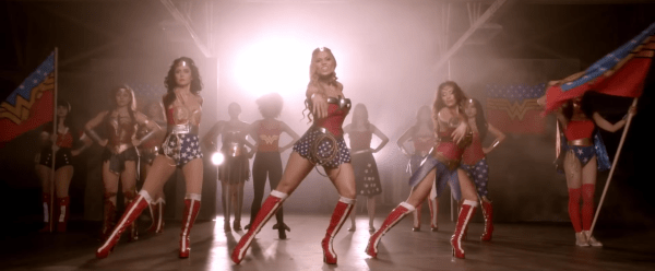A multi-generational musical tribute to Wonder Woman