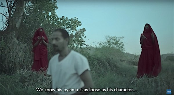 Watch: Women taunt men for peeing in public in new pipe ad in India