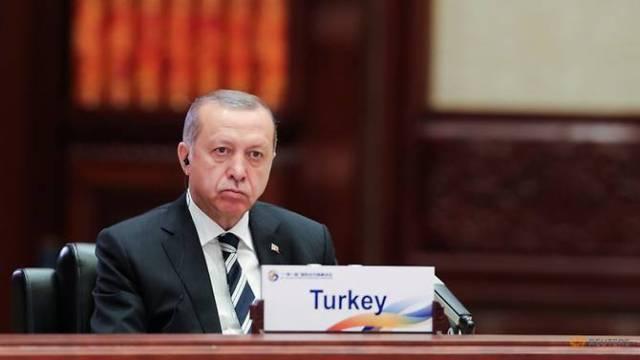 """Turkey's Erdoğan""""threw"""" Trump's threatening letter """"in the bin"""""""
