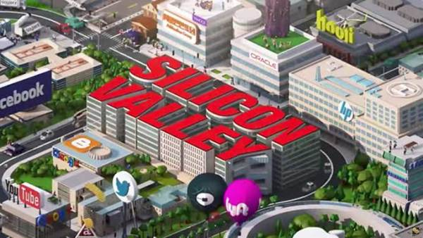 Al the inside jokes in Silicon Valley's opening title sequence
