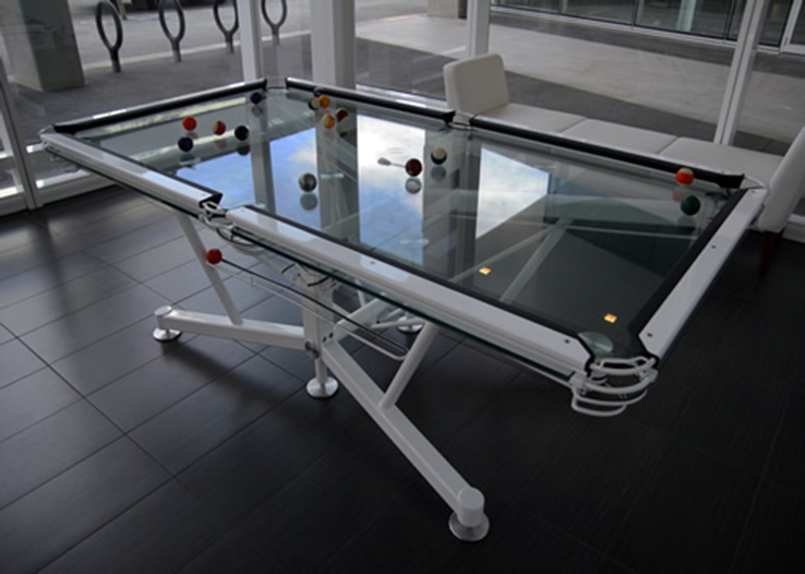 Great Explainer On How Glass Top Pool Tables Work Boing
