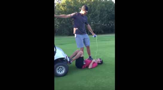 This is, er, golf cart -surfing beer-drinking / Boing Boing New Golf Cart Surfing Html on