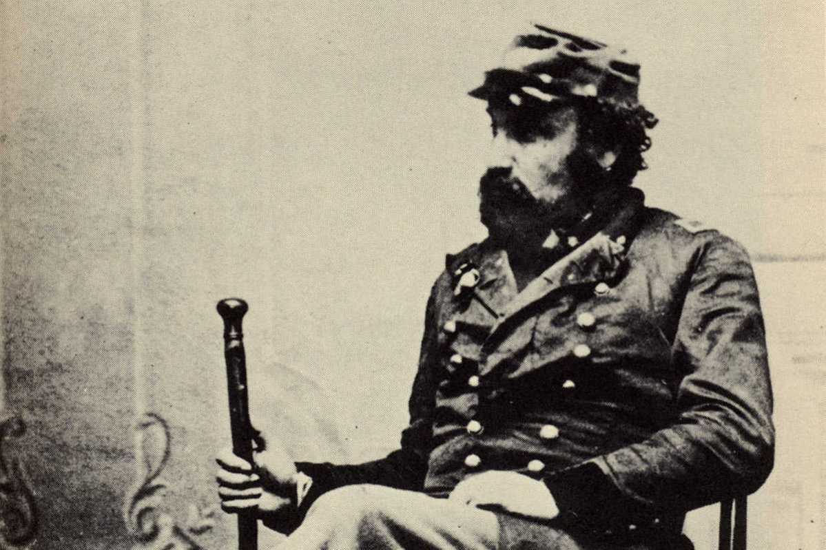 """Emperor"" Joshua Norton reigned over San Francisco for 21 years"