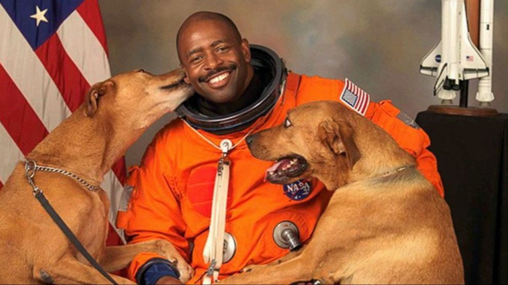 'To Donald Trump,' by Leland Melvin, former Astronaut and  NFL Player