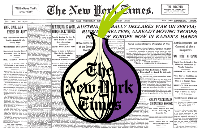 The New York Times is now a Tor onion service / Boing Boing