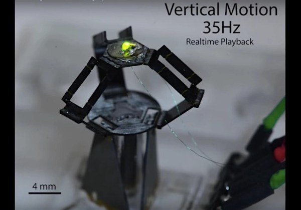 Watch this new robot move so fast it becomes a blur