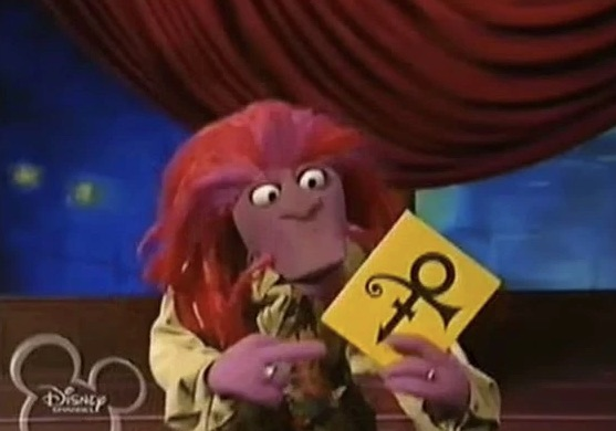 Prince meets The Muppets (1997)