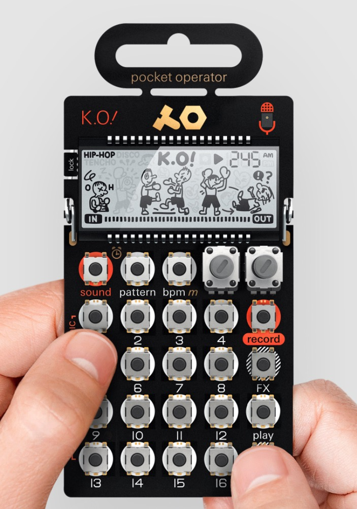 Teenage Engineering introduces three new pocket synthesizers / Boing