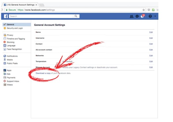 How to permanently delete your Facebook account / Boing Boing