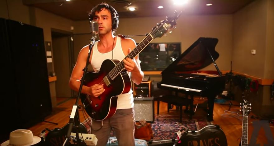 You Should Listen To More Shakey Graves Boing Boing