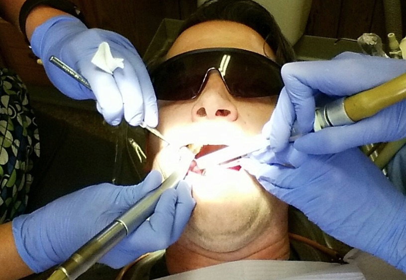 Dentists can smell fear and it may impair their performance