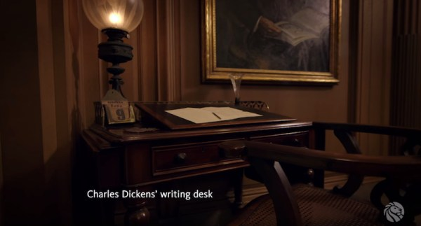 New York Public Library making it easier to See Dickens