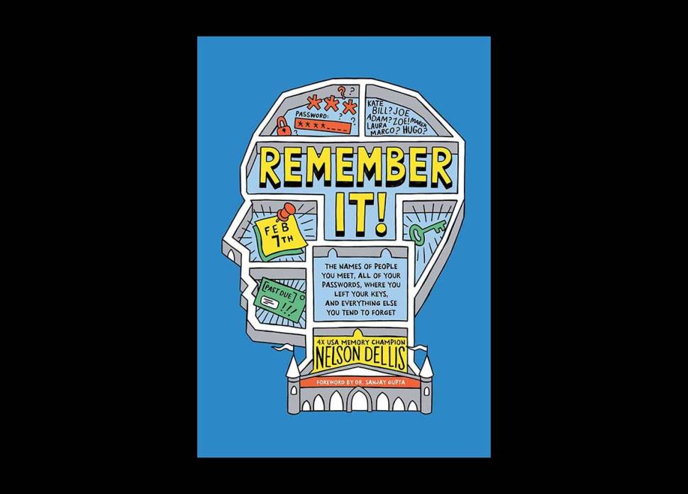 The USA memory champion shows you how to memorize like a