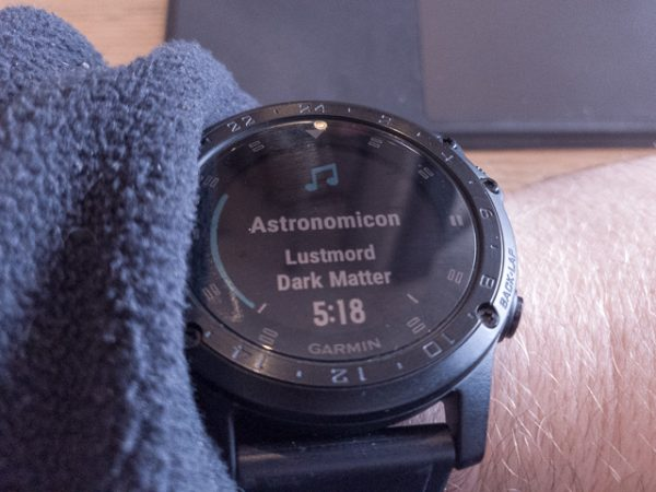 I love the Garmin Tactix Charlie, so it'll likely get lost or broken