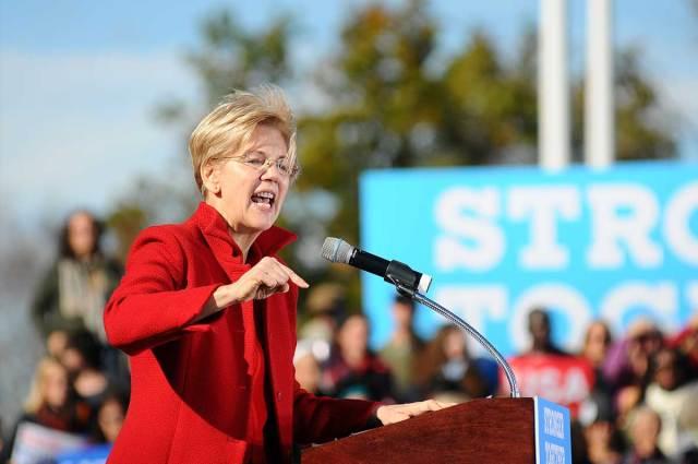 Poll shows Warren now leading in Iowa