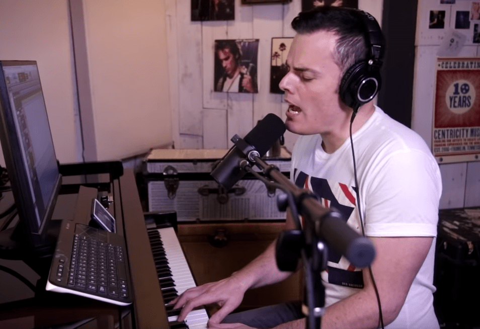Listen to this stunning cover of 'Bohemian Rhapsody' by the man who travels the world singing as Freddie Mercury