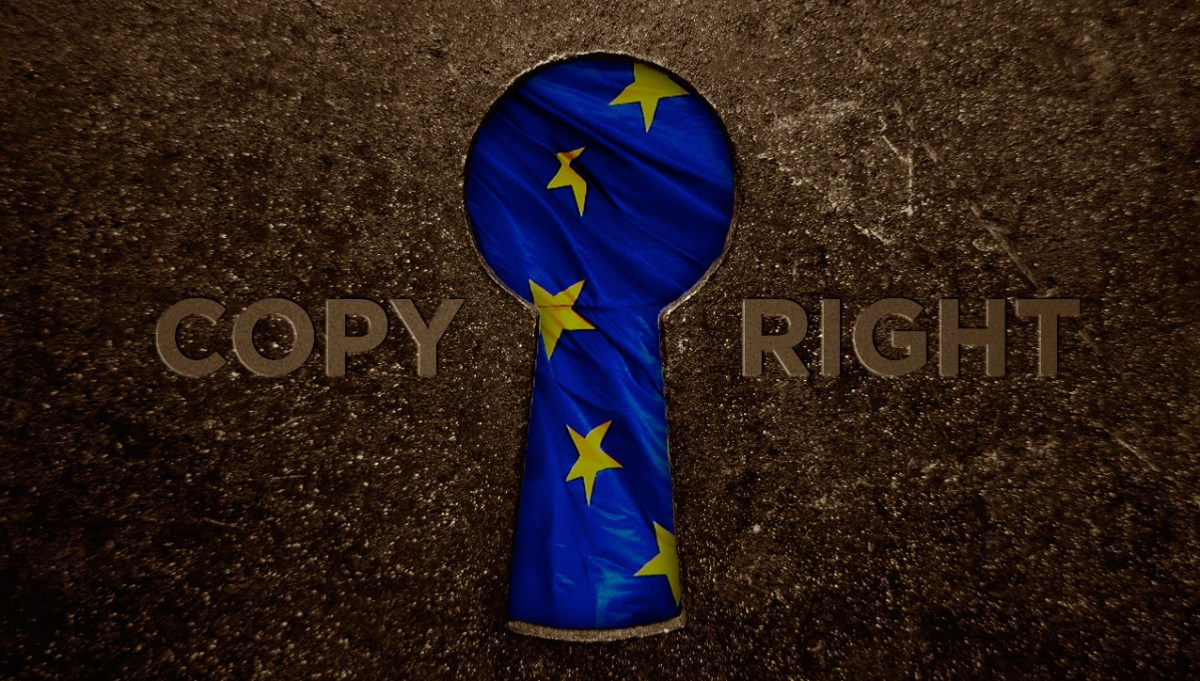 The EU can #fixcopyright, but they're not