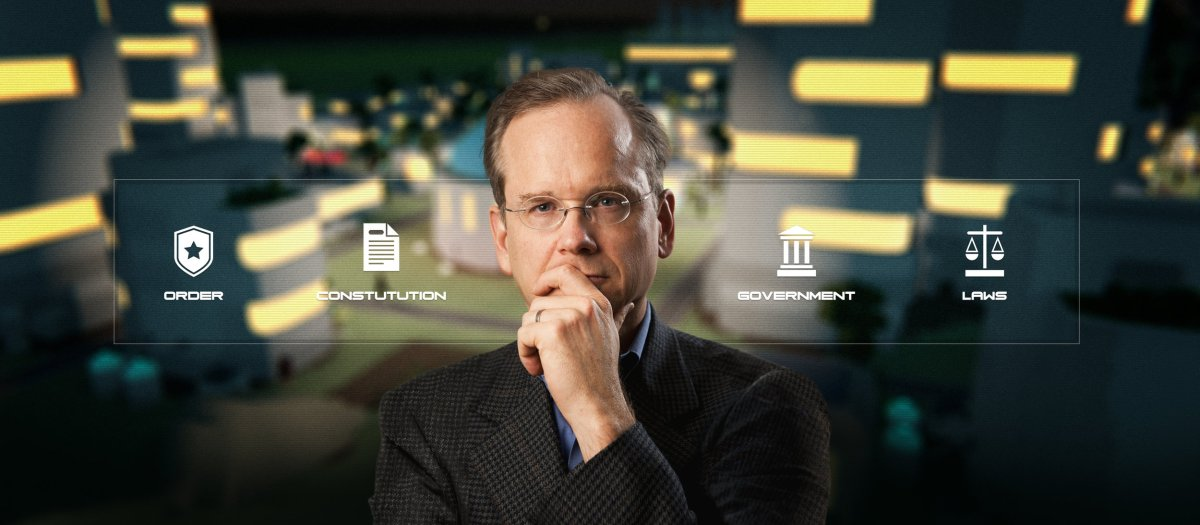 Lawrence Lessig on designing a corruption-resistant democracy for a virtual world