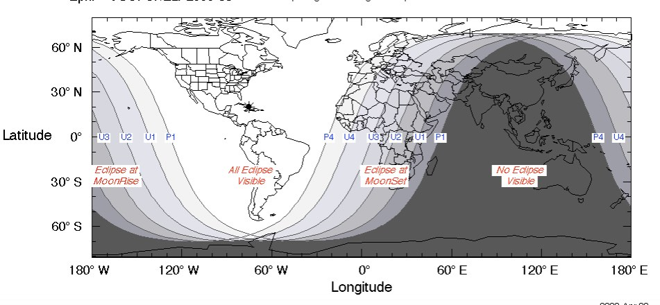 Total lunar eclipse Sunday January 20 will be 'Super Blood