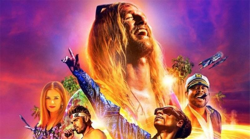Trailer for  Beach Bum,  Harmony Korine s new weirdo stoner comedy