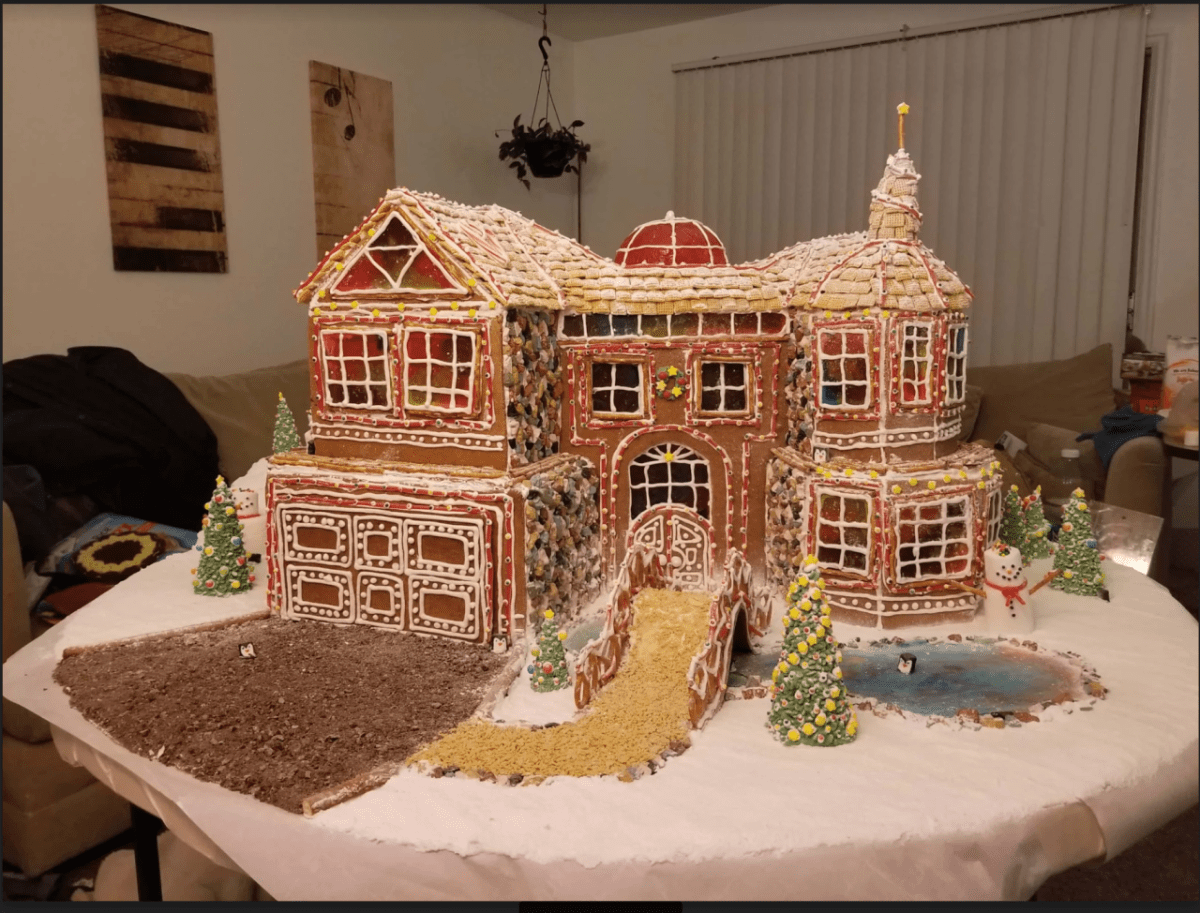 McGingerbread Hell: bakers celebrate McMansion Hell with delicious monster houses