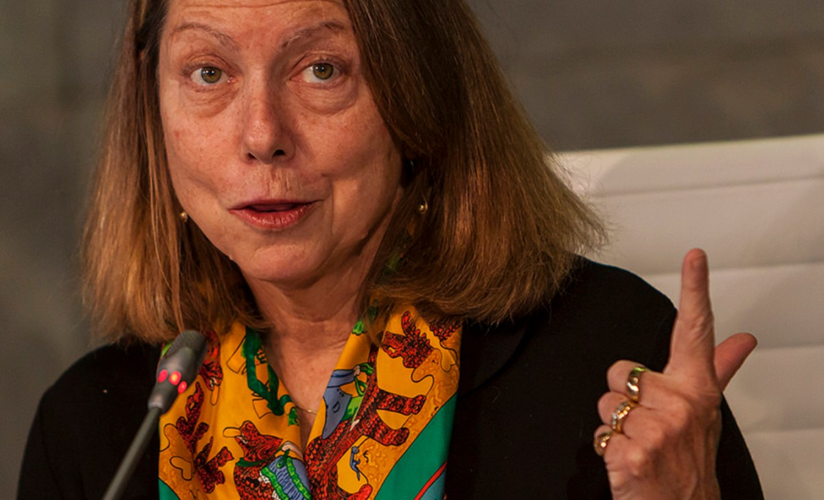 The problem with all the mistakes in Jill Abramson's book on journalism is you'll never know who wrote them