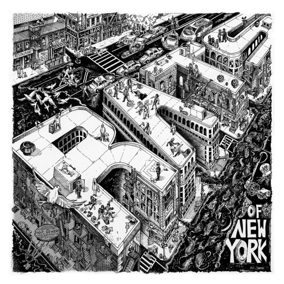 To do on Sunday in NYC: launch party for the Rats of New York s new album