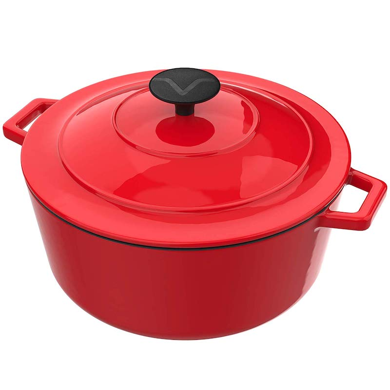 Great deal on a 6qt enameled cast iron dutch oven