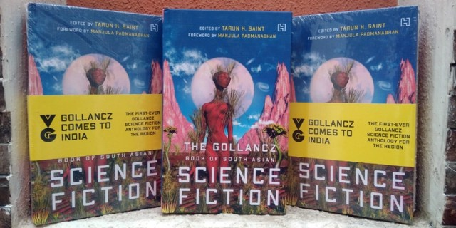 Gollancz has published its first anthology of South Asian Science Fiction