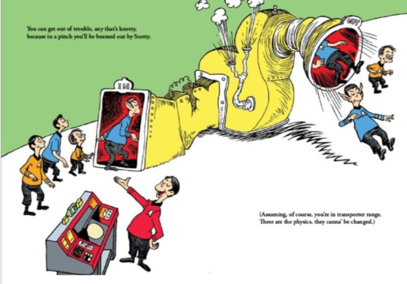 A massive victory for fair use in the longrunning Dr Seuss vs Star Trek parody lawsuit